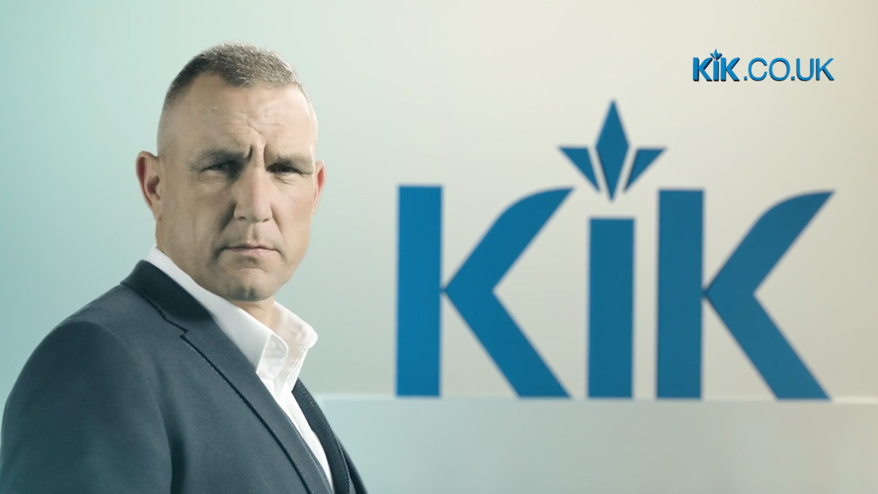 KiK - Vinnie Jones